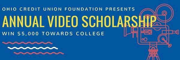 OCUF 2018 Video Scholarship Header