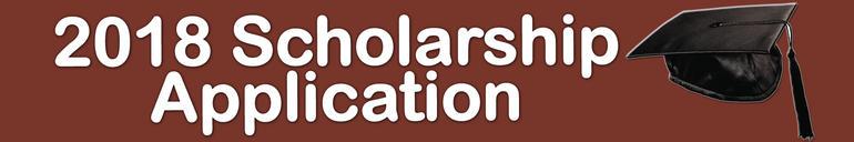 2018 Scholarship Application